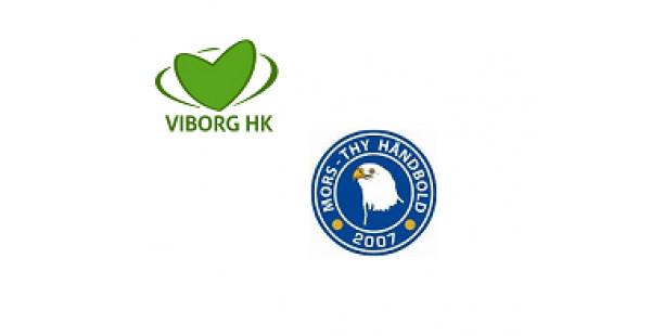 TTH vs. Viborg HK / Mors-Thy Håndbold