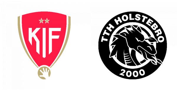 KIF Kolding # TTH Holstebro