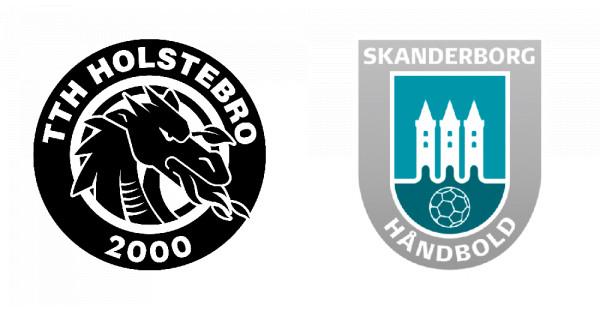 TTH Holstebro vs. Skanderborg (D) / TTH Holstebro vs. Skanderborg (H)