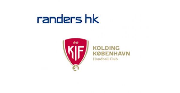 TTH vs. Randers HK / KIF Kolding København