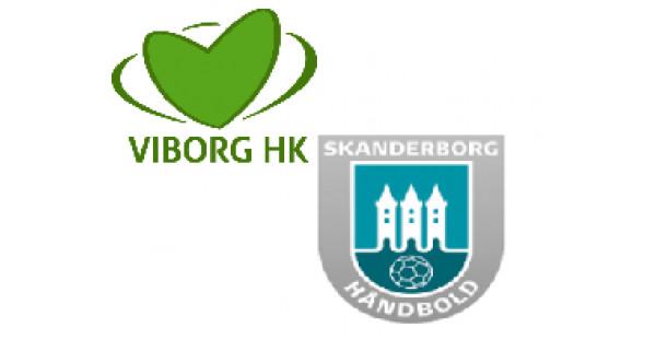 TTH vs. Viborg HK / Skanderborg Håndbold