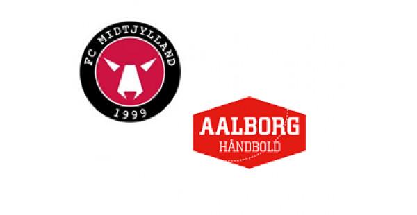 Fanspisning før TTH vs. Aalborg Håndbold / FCM Håndbold
