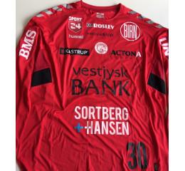 #30 Sebastian Frandsen